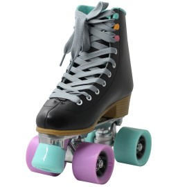 Patines Chicago en Paquete Unicornio White