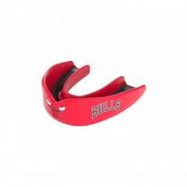 Protector Bucal Shock Doctor Chicago Bulls Para Adulto