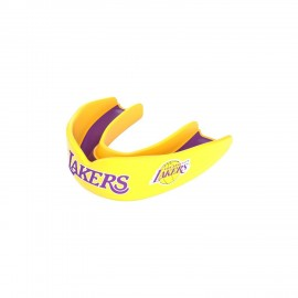 Protector Bucal Shock Doctor Los Angeles Lakers Para Adulto