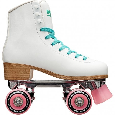 Patines Hello Kitty Lunares Blanco