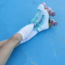 Patines Hello Kitty Menta