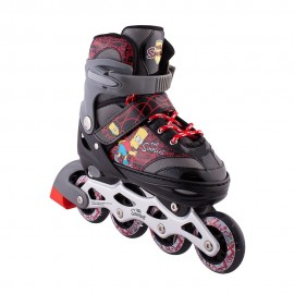 Patines Ajustables The Simpsons Silver