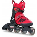 Patines Powerslide Kaze 90 Black