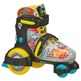 Patines RD Fun and Roll Negro