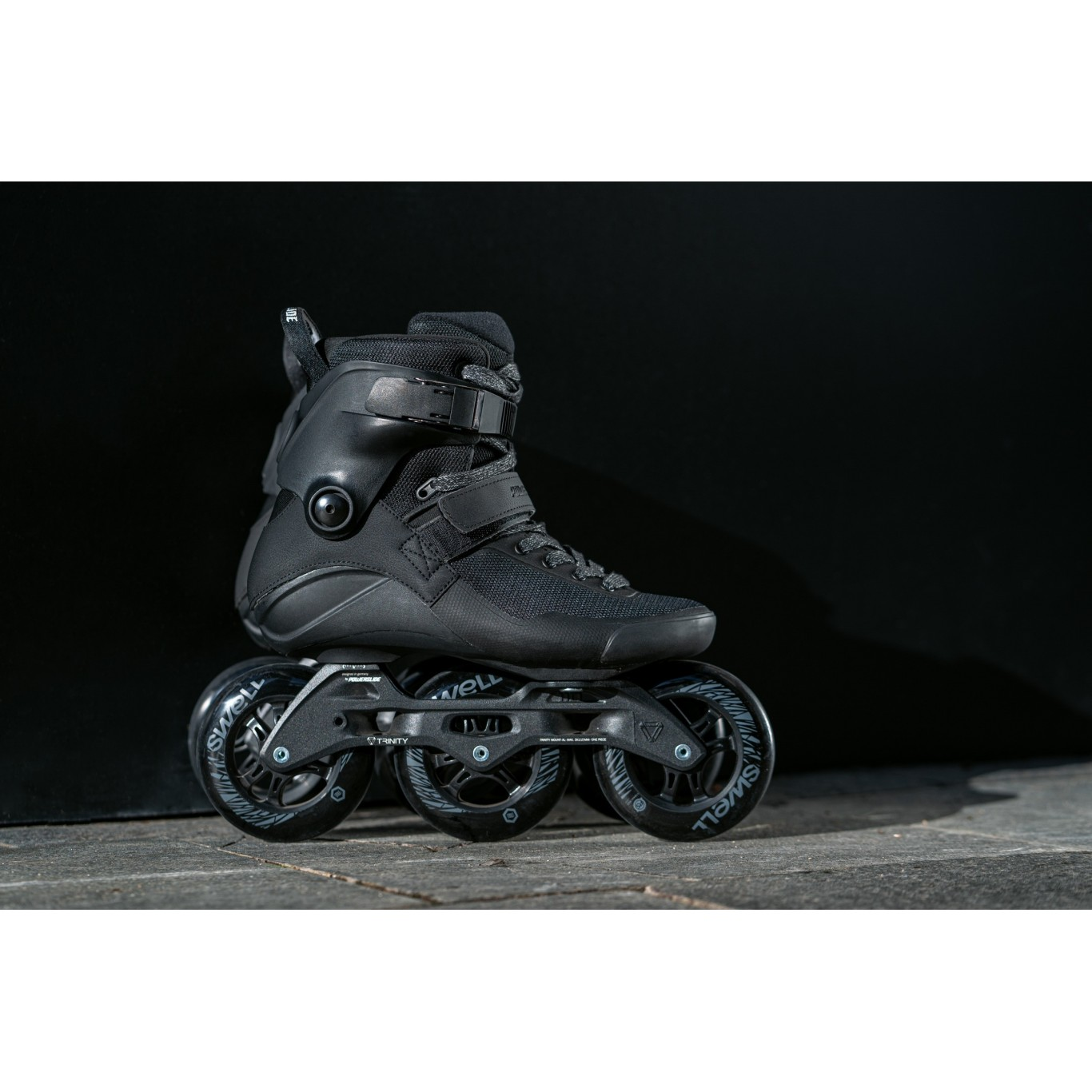Patines Ajustables Cougar Flying Pig Azul en Combo