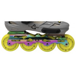 Patines Rollerblade Twister Edge Edición 3 Rose Gold