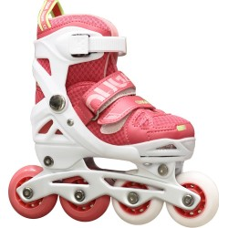 Patines Ajustables Cougar MZS787 Electric Pink