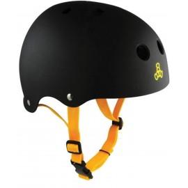 Casco Triple 8 Water Sports Helmet Black Rubber