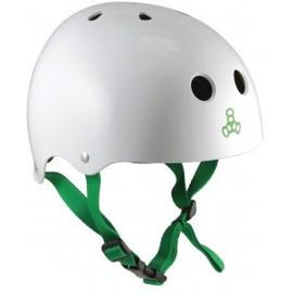 Casco Triple 8 Water Sports Helmet White Glossy