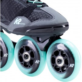 Patines Powerslide Phuzion Universe Red
