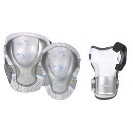 Tripack de Protecciones Powerslide Pro Air Pure
