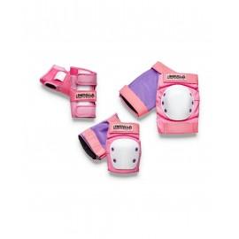 Tripack de Protección Impala Youth Pink