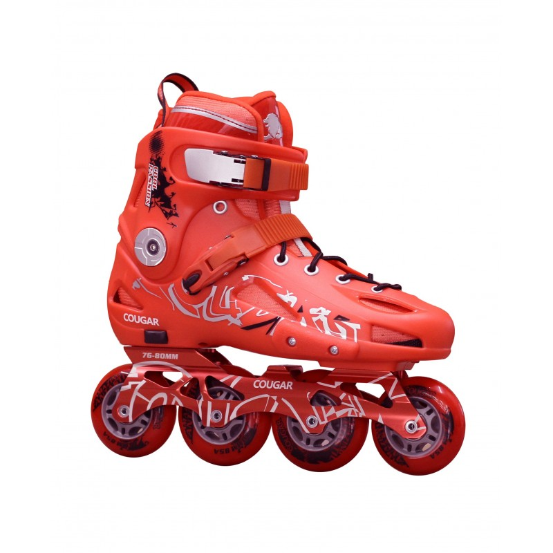 Patines Cougar MZS307 Cool Passion Red