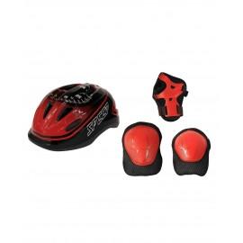 Paquete de protección Blazer Kids Race Red