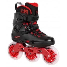 Patines Powerslide Next Red 110