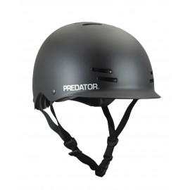 Casco Predator FR7 Hybrid Matte Black