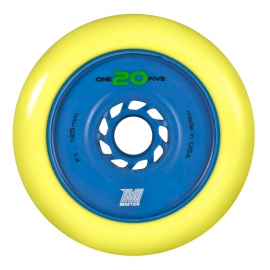 Ruedas Matter One 20 Five Lethal X Yellow Blue...