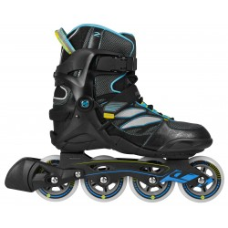 Patines Powerslide Trinity 125 Vanta Black