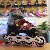 PATINES SIMPSON AJUSTABLES TIPO BART NEGRO⚫️🔴  Diseñados especialmente para los pequeños rollers que quieren entrar al mundo del patinaje.⚫️🔴 ✨Tienda de patines en línea: www.centroroller.mx 💻 📦Envíos a toda la República mexicana 🚫Aplican restricciones 🚫 🌎Comunidad Latinoamericana de patinadores: www.latinroller.com