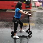 Scooter eléctrico CITYFLY Veloce⚡ Ni la lluvia nos detiene con nuestro velóz scooter  Visita www.centroroller.mx💻 🎁 Envíos a toda la república Mexicana #cityfly #scooter #centroroller