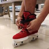 ❤️ PATINES USD AEON 60 SAM CROFTS ❤️  El nuevo USD Aeon 60 Sam Crofts Pro 2021 cuenta con una elegante piel roja y un aspecto simplemente único 😎  Tienda en  línea: www.centroroller.mx