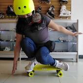 😏🛹💛 Patineta Fish Skateboards Bee 💛🛹😎  😚Fishka es una variación de una patineta clásica típica. Lo que la distingue de otras tablas son las ruedas blandas y una plataforma debidamente perfilada, gracias a las cuales la patineta es ideal para montar en aceras, plazas y otros espacios urbanos.😉  💲💲Precios y detalles: https://centroroller.mx/patinetas/5291-patineta-fish-skateboards-bee.html  ✨Tienda de patines en línea: www.centroroller.mx💻 📦Envíos a toda la República mexicana 🚫Aplican restricciones 🚫 🌎Comunidad Latinoamericana de patinadores: www.latinroller.com ✨