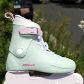 💐IMPALA MINT FLOWER POWER💐 🌸PATINES IMPALA MINT FLOWER POWER🌸 Los patines freeskate más bonitos e innovadores los encuentras aquí 📍 Si su diseño te encantó, prepárate para conocer una increíble comodidad. ✨Tienda de patines en línea: www.centroroller.mx💻