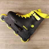 🐝🙃 Patines Impala Lightspeed Black/ Fluoro😎🐝  🤗Patines Impala Lightspeed Black/ Fluoro, especiales para los amantes del patinaje freeskate y agresivo.😋  💲Precios y detalles:💲 https://centroroller.mx/patines-impala/3463-5390-patines-impala-lightspeed-black-fluoro.html#/62-tallas-25cm  ✨Tienda de patines en línea: www.centroroller.mx💻 📦Envíos a toda la República mexicana 🚫Aplican restricciones 🚫 🌎Comunidad Latinoamericana de patinadores: www.latinroller.com ✨