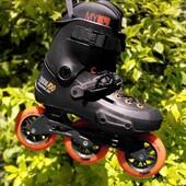 🔥⚡️ Descubre la velocidad de las 3 ruedas ⚡️🔥 Los Patines Powerslide Zoom RTL 100 son patines con tres ruedas de 100mm que logran alcanzar una alta velocidad con una gran estabilidad y un cómodo control. Cuentan con un frame de aluminio, ruedas Spinmer y baleros Wicked ABEC 9. 🙌🏻✨ ✨Tienda de patines en línea: www.centroroller.mx💻