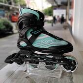 💙✨PATINES PLAYLIFE FLYTE TEAL 84 AL 💙✨ Gran soporte y comodidad que hace que patinar sea fácil y divertido. Es el patín perfecto para el uso diario. 👏🏻👌 ✨Tienda de patines en línea: www.centroroller.mx💻
