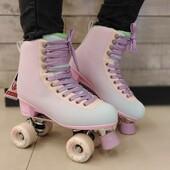 🤩🧚♀️ Patines Chaya Pastel 🧚♀️🤗  🥳Te verás y te sentirás genial mientras viajas a tus lugares favoritos de patinaje, viajas con amigos o bailas hasta bien entrada la noche.😲  💲 Precios y detalles: 💲 https://centroroller.mx/patines-chaya/5262-7466-patines-chaya-pastel-.html#/207-tallas-229cm  ✨Tienda de patines en línea: www.centroroller.mx💻 📦Envíos a toda la República mexicana 🚫Aplican restricciones 🚫 🌎Comunidad Latinoamericana de patinadores: www.latinroller.com ✨