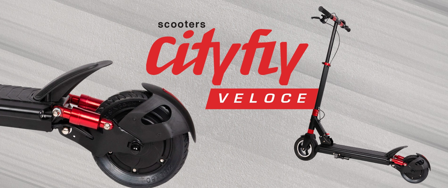 Cityfly Veloce